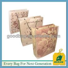 diferentes tipos de bolsas de papel al por mayor
