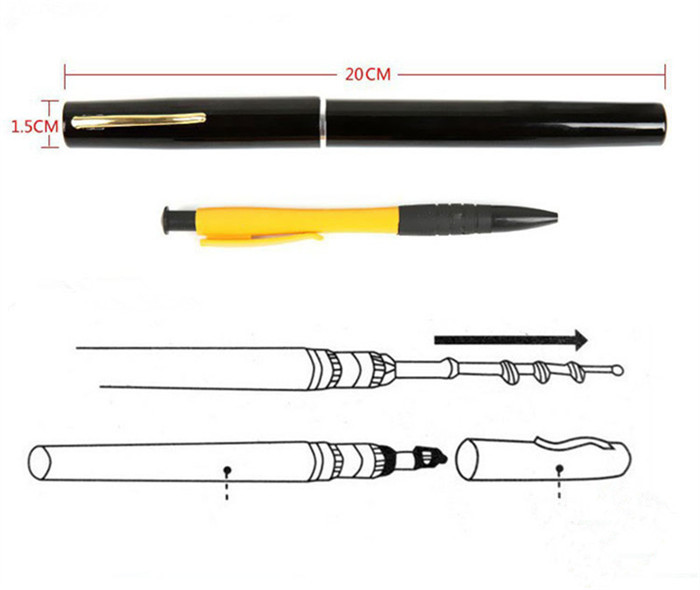 Nuevas llegadas port til barato playa mini pen ca as de for Fishing rod in spanish