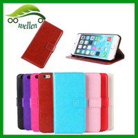 Phone 6s 6s plus case cover leather cell phone wallet, 5.5 inch wallet phone case