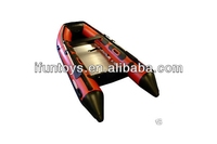 new design large animated inflatable sports Boat for Kids