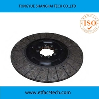 1878000635 quality clutch disc for volvo