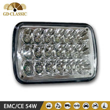 Made in China, Good quality and competitive price of CL7541, 7 INCH 54W off road led work light, used for UAZ 4x4, SUV ATV