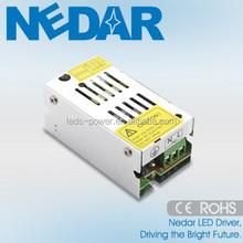 china single output ac dc led switch driver 12v 24v 1250ma 630ma led driver for led strip light