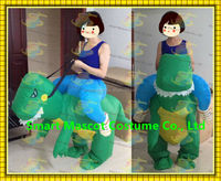 Hot sale high quality Attractive amusement waterproof inflatable dinosaur costume adult inflatable dragon costume