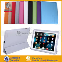 4 folding smart cover case for ipad 2 3 4
