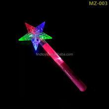 Light Up Huge Star Wand with Assorted colors