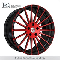 For promotion forged widely used 2015 newest alloy wheels 21 120 5