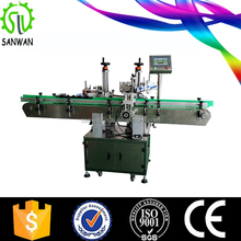 Automatic vertical round bottle labeling machine Positioning bottles packing machine price
