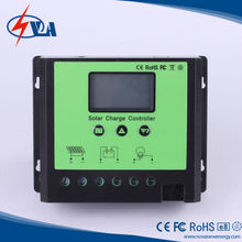 40a 48v regulador de carga solar con ce y rohs
