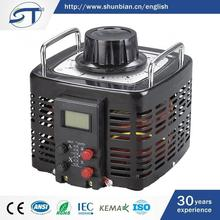 Single Phase AC Power Supplies Electrical Equipment New Designed 5Kva Servo Voltage Stabilizer Price