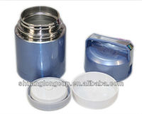 Metal,18/8 S/S Material and Eco-Friendly Feature lunch box/cooked pot
