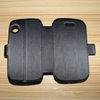 Smooth Texture Flip Leather Case for Wiko Ozzy with Stand