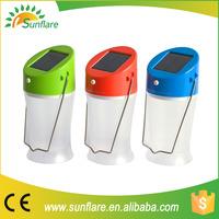 rechargeable led solar lamps/solar lantern/solar light for rural area
