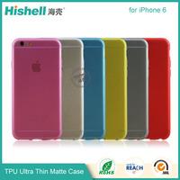 ultra slim TPU case for iphone 6 Plus