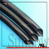 """SUNBOW 16mm 5/8"""" 5 METRES CLEAR PVC TUBING FISH POND HOSE PIPE TUBE PLASTIC FLEXIBLE"""