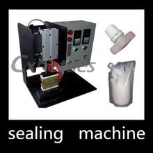 Tornillo manual de la máquina de sellado