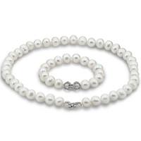 HDS038 latest design hyderabad pearl set