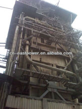130Ton coal fired circulating fluid bed boiler