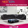 Sofá de la esquina/sofás de cuero esquina/sofá de la esquina conjunto a805l diseños