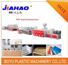 WPC board production line/machine
