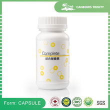 Canada natural peptides, fruit &vegetable extracts capsules health food supplement