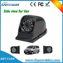 2015 New Side view vehicles with backup cameras for Sprinter/GMC/Fiat/Ford vans