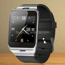 New Arrival! Magic Android Smart Watch Phone Android 4.0 Mtk6577 Dual core 512mb/4gb GSM wifi GPS Smat Watch Sync Phones