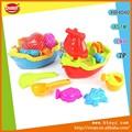 plástico mini brinquedos da praia de barco crianças brinquedo do verão