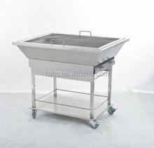 Foshan JHC-8016 High quality charcoal grill/BBQ charcoal grill