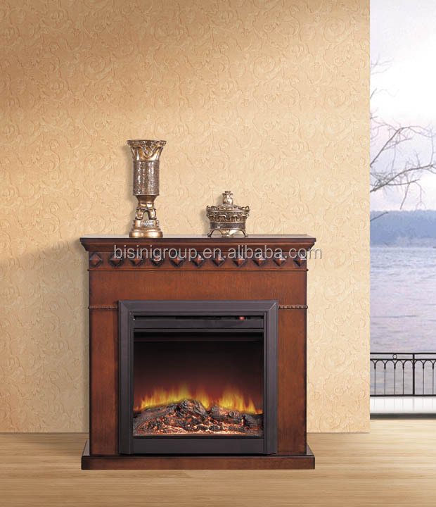 Simple Design Fake Flame Electric Fireplace Cheap Price Bf09 42062 Buy Cheap Electric