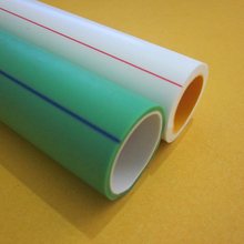 Plumbing Materials in China High Temperature Red Tube Polyethylene Tube