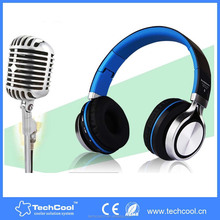 wireless laptop earphone headset can be used wired bluetooth headphone with music player FM plus TF cards bluetooth headphone