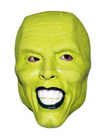 Realistic Jim Carrey Latex Carnival Head Adult all Costume Party mask