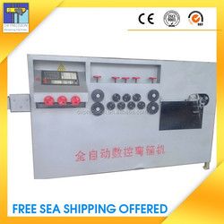 cnc wire bending machine, CNC wire bending machine with ce, cnc faceting machine