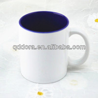 ceramic coffee mug print inside,print logo inside mug,custom printed coffee mugs