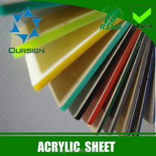Long time last Color Acrylic Board Plant