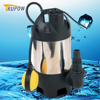 Submersible Electric Centrifugal Submersible Pump With 550W
