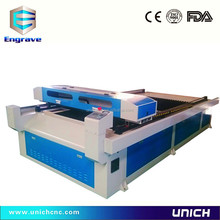 New stronger unich 1300*2500mm laser engraving machine for guns
