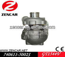 GT1544V turbo Kia Rio Car 28201-2A400
