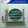REKI close conjunc-tion of aluminum fin and copper tube cleaning brushes copper tube condenser Manufacture