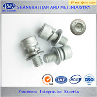 hot sales socket head cap screw with washer