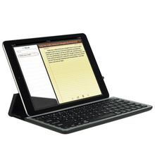Aluminum Bluetooth keyboard case for sony tablet