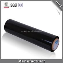 17 Micron Stretch Wrap,Plastic Stretch Film,Black Hand Pallet Shrink Wrap Factory