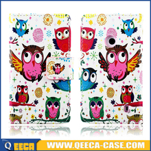 phone case made in china wallet flip leather cover case for nokia lumia 520