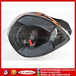 KTM01 Best sell DOT KTM Newest helmet motorcycle Professional Motor Cross Helmet Motorcycle Helmet