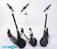 ETWOW personal modern vehicle self-balancing electric white and black scooters for adult