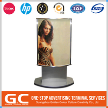 Newest Model Superior Quality Oem Service Vertical Lcd Panel Stand Advertising Display