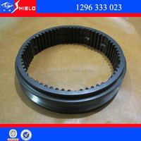 How Manual Gearbox Works ZF 16K160 Sliding Sleeve Trucks Howo & Sino Truck Transmission Parts 1296333023
