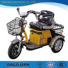 electric tricycle for handicapped two seats adult tricycle