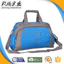 2015 Fashion Waterproof Polyester Shoulder bag Travel Duffel Bag with OEM ODM